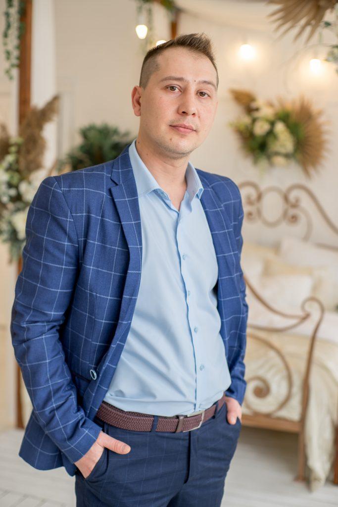 Хайретдинов Виталий Рамазанович