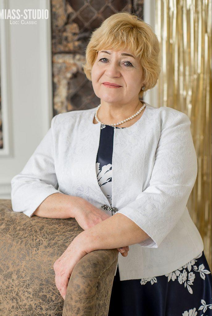 Парамонова Валентина Егоровна