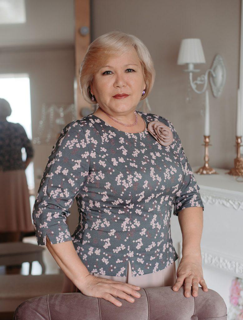 Москова Фануза Ахметовна
