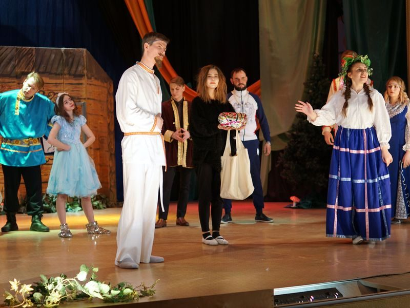 Народный музыкально-драматический театр